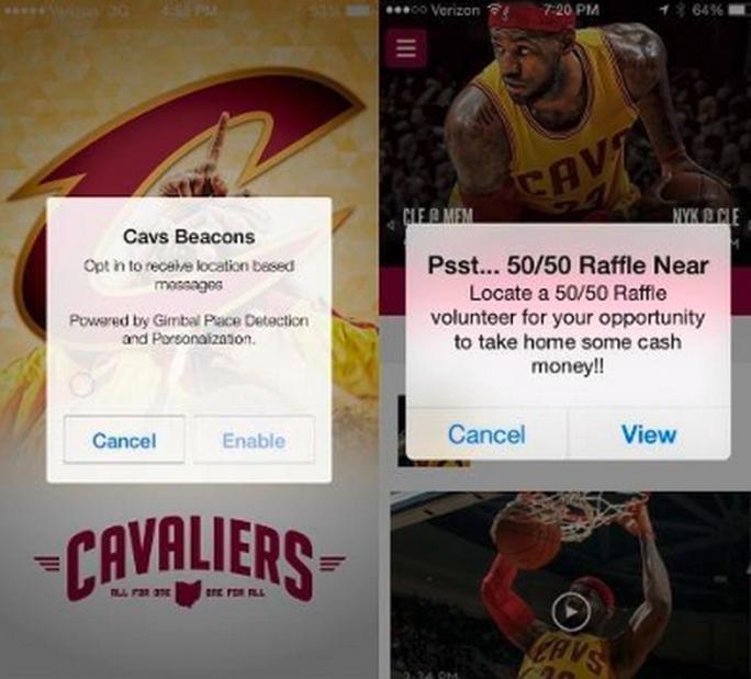 Screenshot sport app